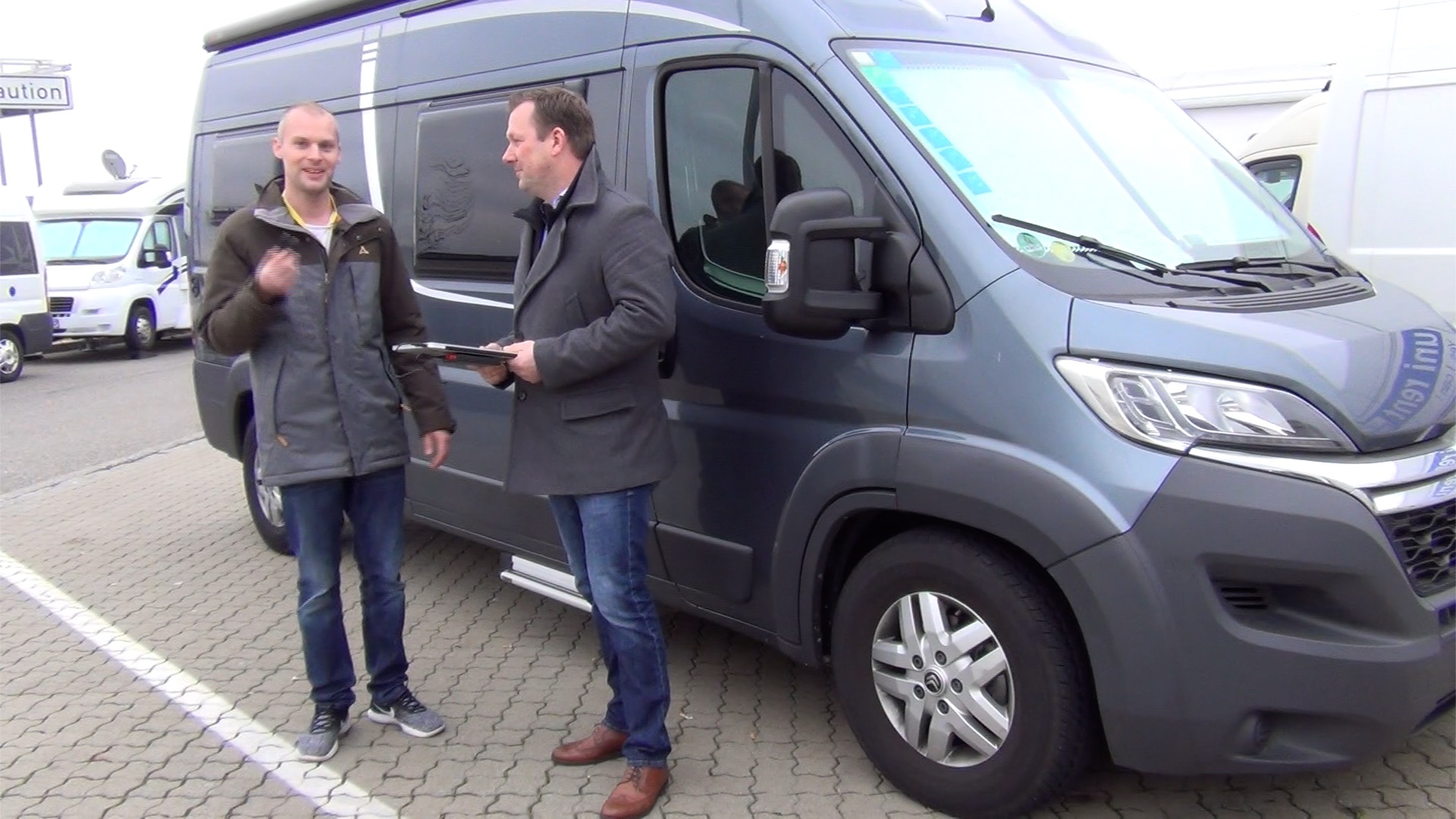 replay attacke auf wohnmobil wie man sich vor wohnmobildiebstahl sch tzen kann interview. Black Bedroom Furniture Sets. Home Design Ideas
